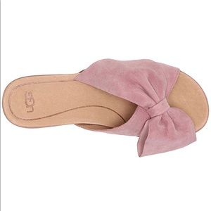 NWB Ugg W Joan ll in Pink Dawn